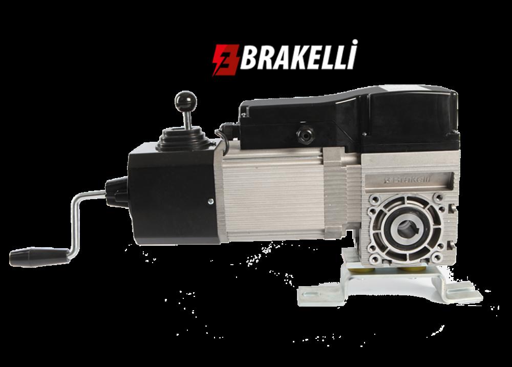 Brakelli - Senksyonel Kapı Redüktörleri